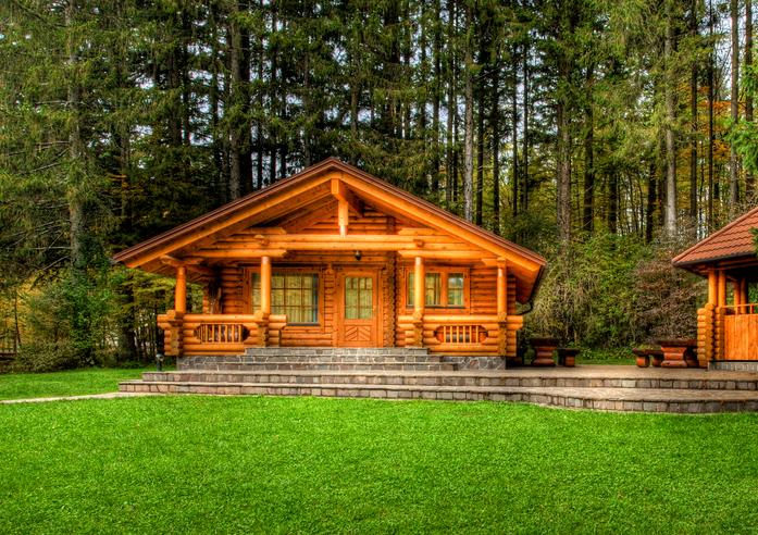 3 cose da sapere sulle case in legno casa naturale for Tipi di abitazione