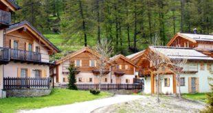 Villaggio alpino Haast