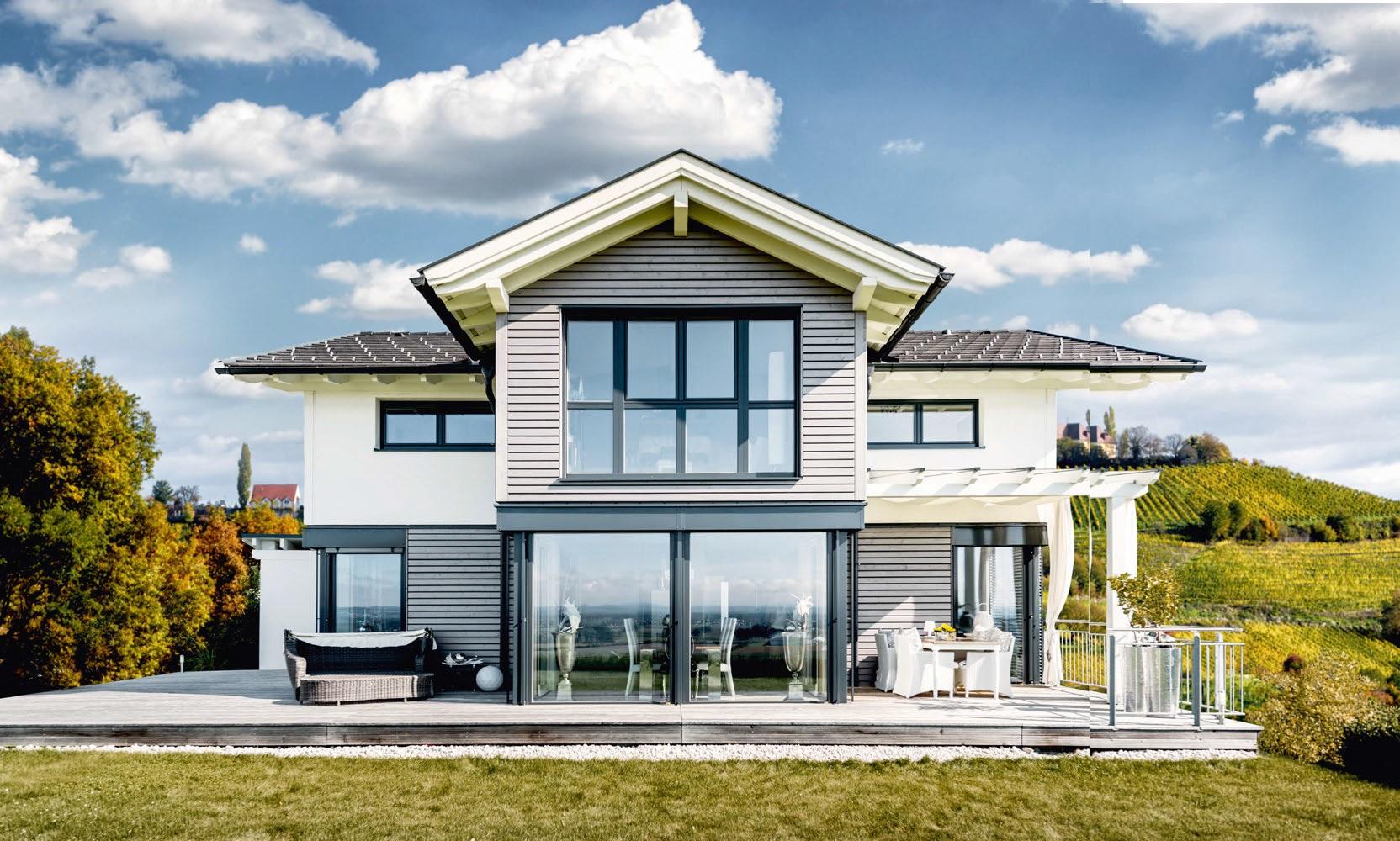 Ecologica bella su misura una casa prefabbricata da - Casa ecologica prefabbricata prezzi ...