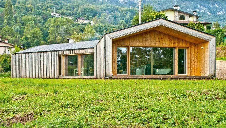 Vivere in un fienile una scelta naturale casa naturale for Fienile casa piani casa