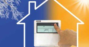 impianti di climatizzazione: climatizzatori e riscaldamento