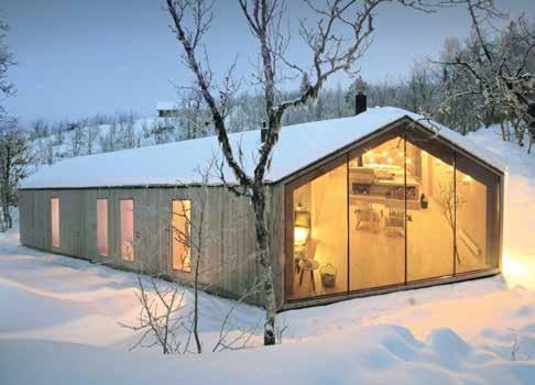 Norvegia vacanza tutto l 39 anno casa naturale - Comprare casa in norvegia ...