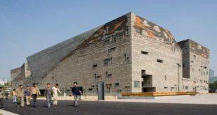 Wang Shu | il Museo di Storia di Ningbo