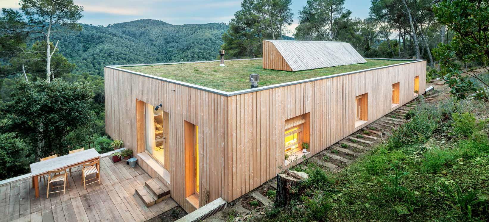 Costruire una casa per due sorelle casa naturale for Costruire un garage su un terreno in pendenza