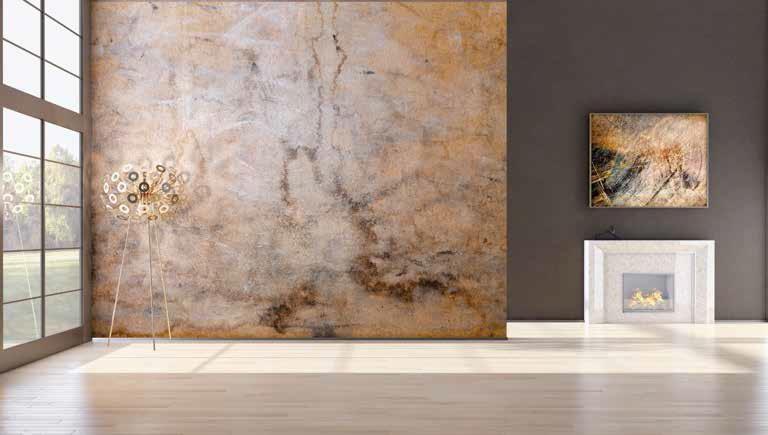 Decorare pareti e pavimenti con le resine casa naturale - Decorare le pareti ...