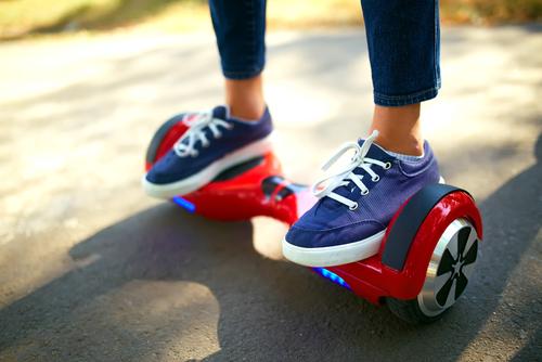 Hoverboard sulle nostre strade