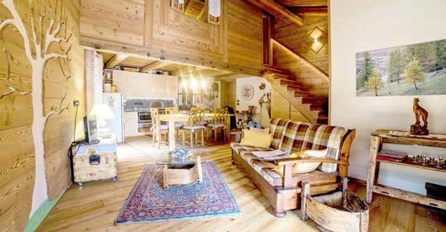 Arredare una casa di montagna idee bellissime casa naturale for Arredamento case di montagna