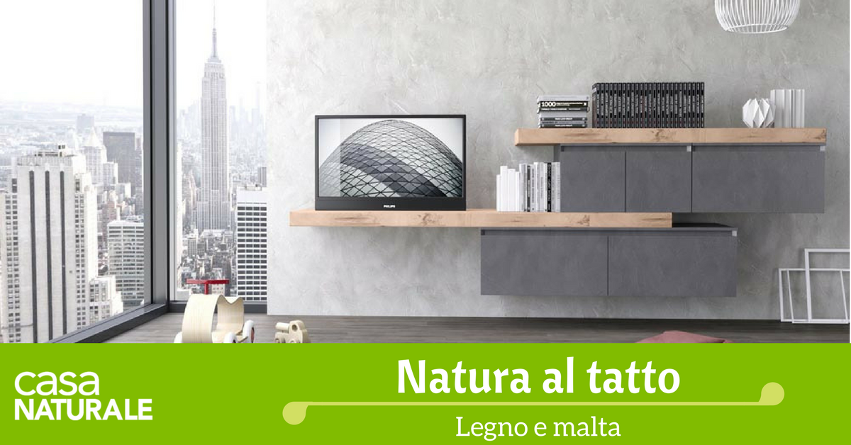 Arredamento eco friendly i materiali migliori casa naturale for Shopping online casa e arredamento