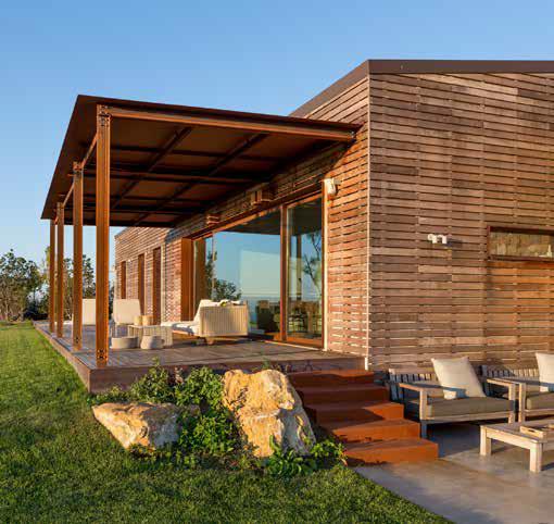 villa legno