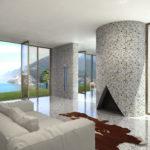 case prefabbricate legno e cemento