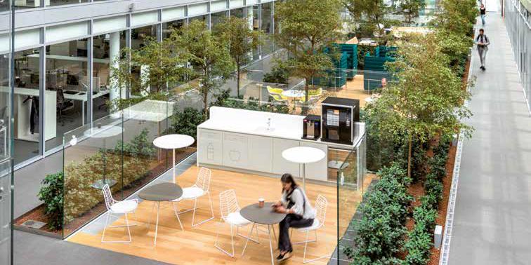 nuovi spazi ufficio