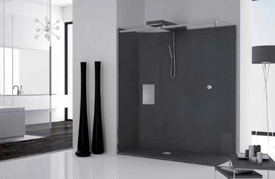 doccia multifunzione moderna