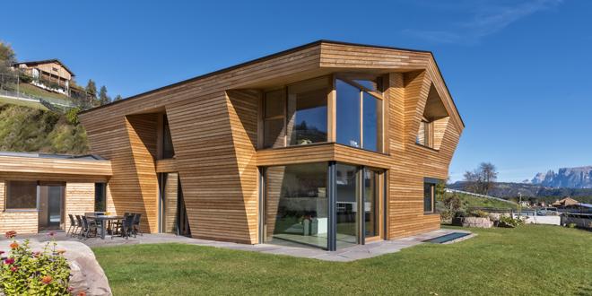 casa legno | Holzius
