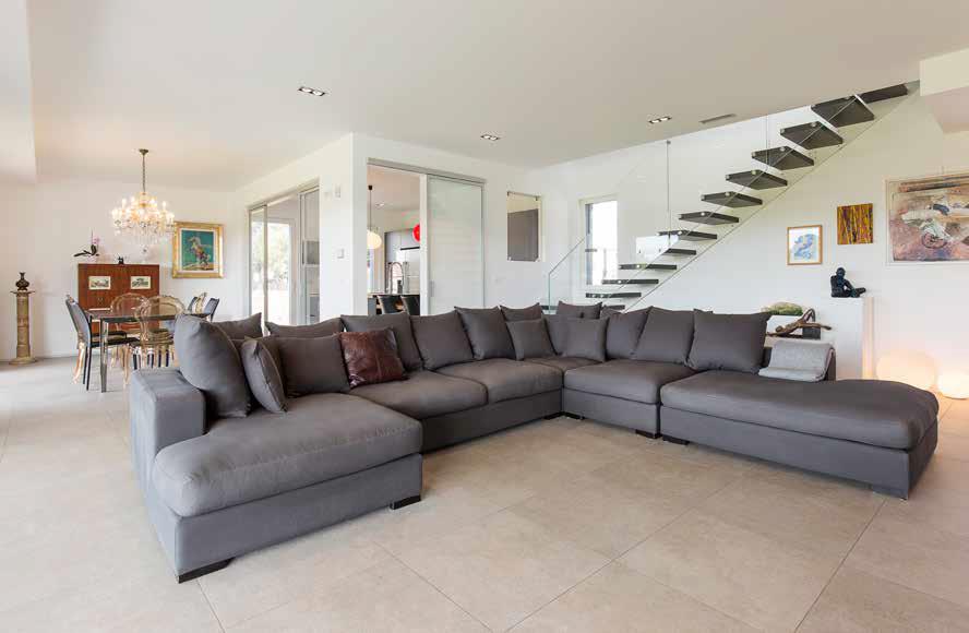 living villa prefabbricata Biohaus