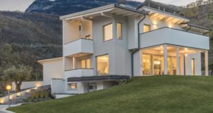 casa sostenibile vigneti | Rubner