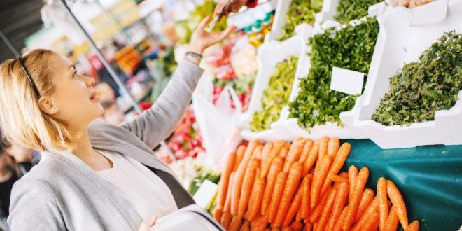 pesticidi nelle verdure