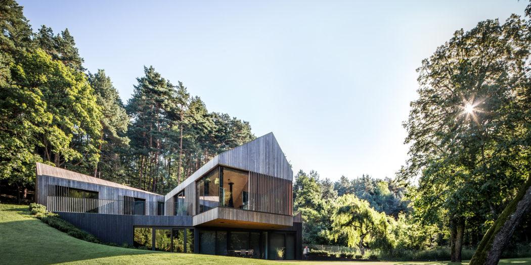 Una casa a basso impatto: modernità e tradizione in Lituania