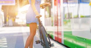bicicletta treno: possibile portare con se le bici