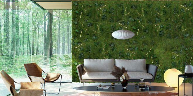 giardini verticali indoor | green habitat | pareti di piante vive o stabilizzate