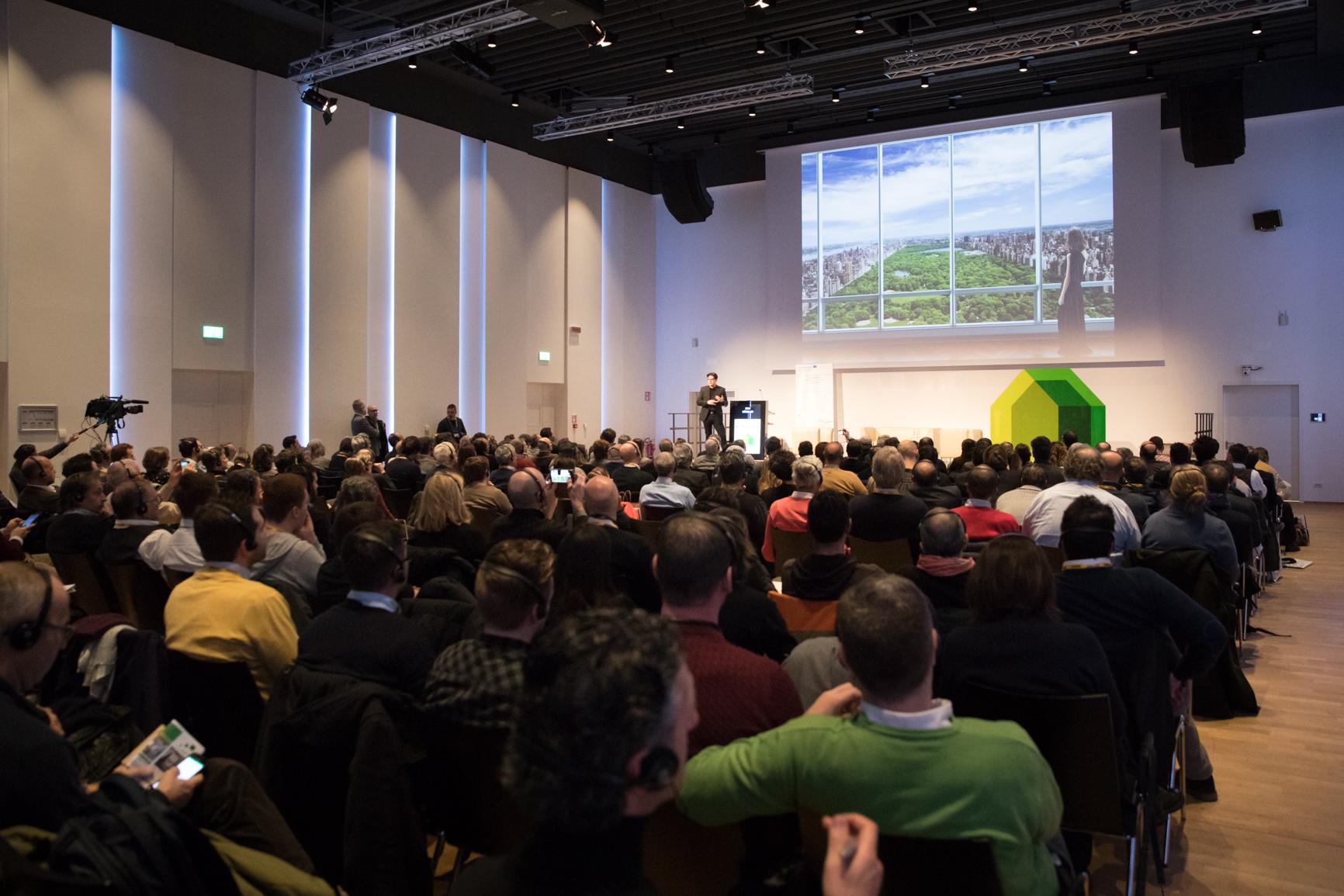 conferenza Klimahouse 2018 Foto di Marco Parisi