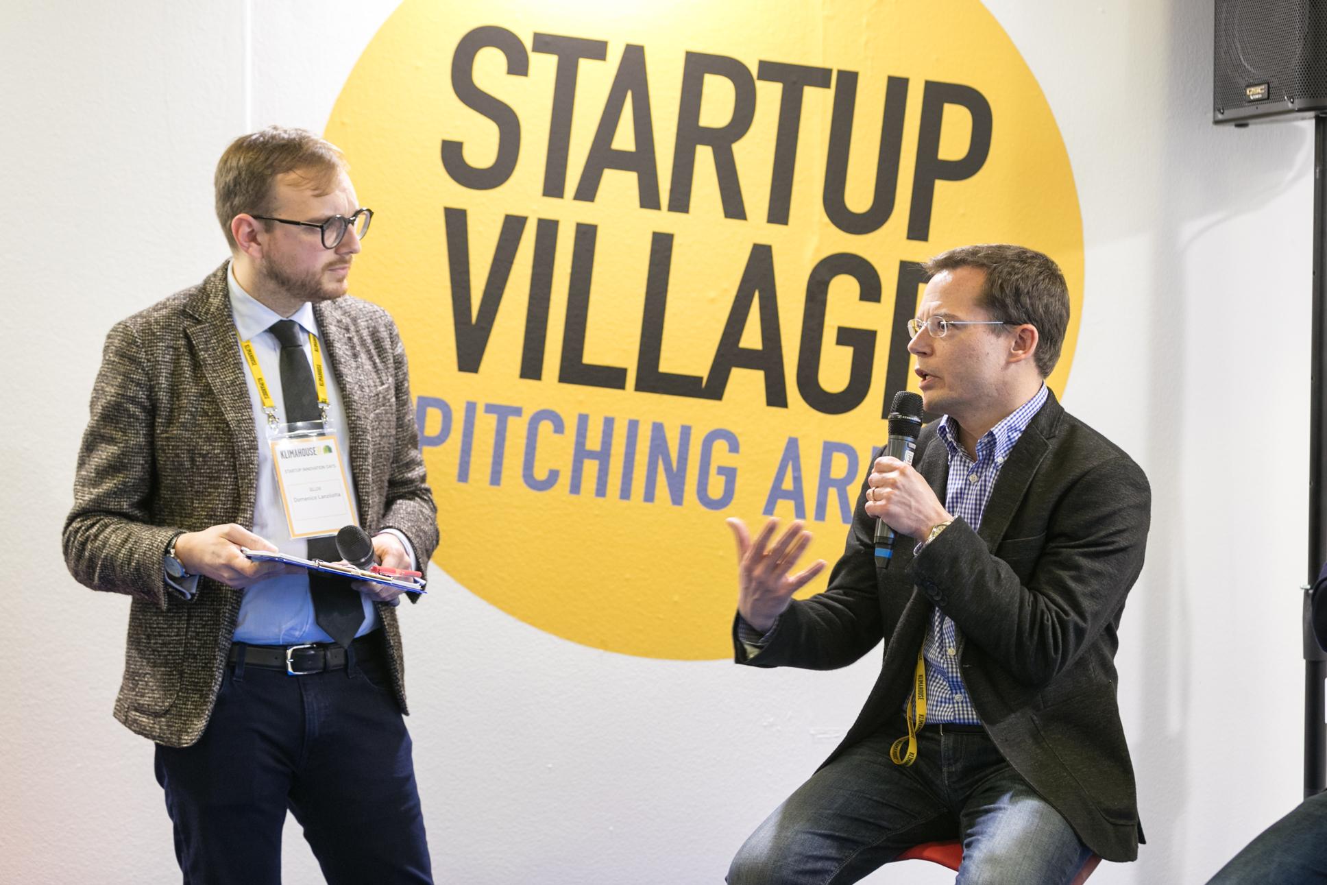 Startup Village | Klimahouse 2018 Foto di Marco-Parisi