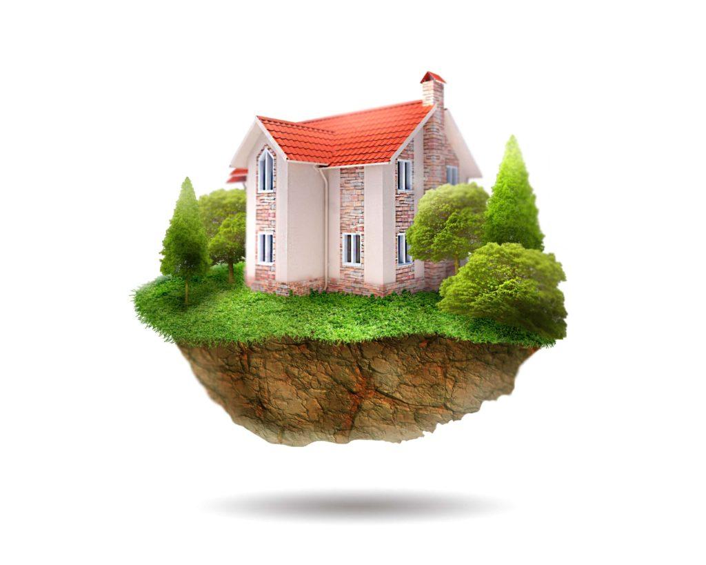 Una casa nel verde | Isola Ursa