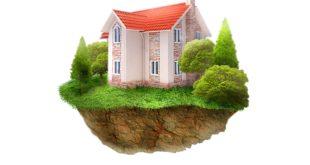 Una casa tra il verde e rispettosa del pianeta