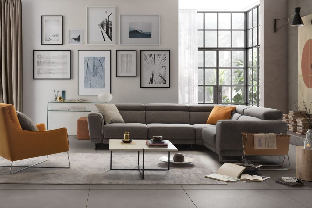 divani e tessuti ecosostenibili dolce riposo | lieto | Divani&Divani