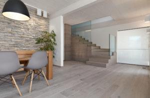 casa nordica ! due piani | scale | semplicità | bazzan