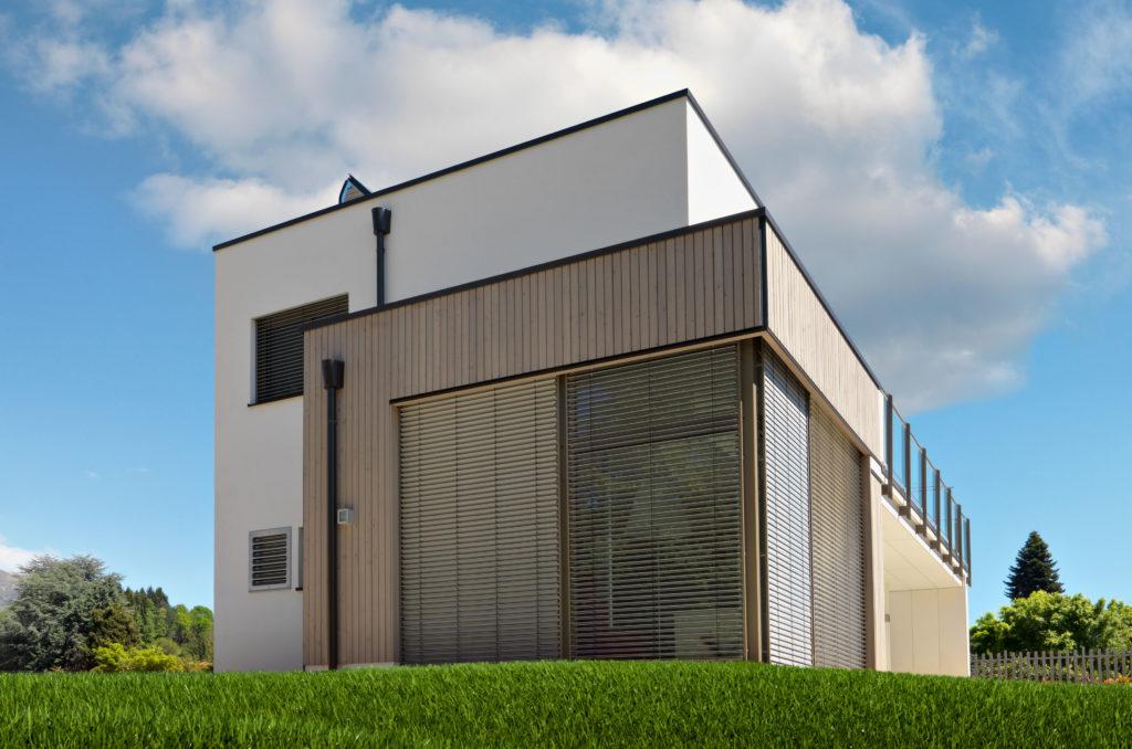 casa nordica bazzan | efficienza energetica | semplicità e essenzialità