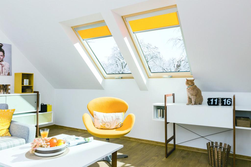 Lucernari finestre luce | Fakro