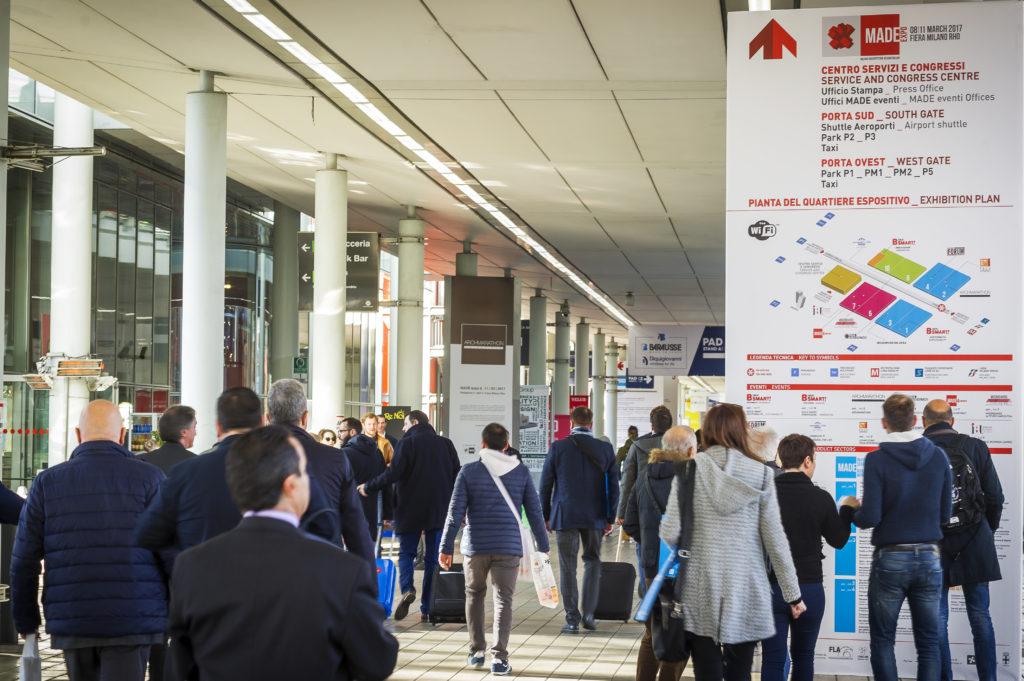 Made expo, la fiera dell'architettura e delle costruzioni a Milano