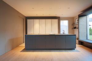 Interni casa in legno | Rubner Haus | vetrate