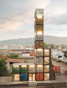 Economia circolare | container