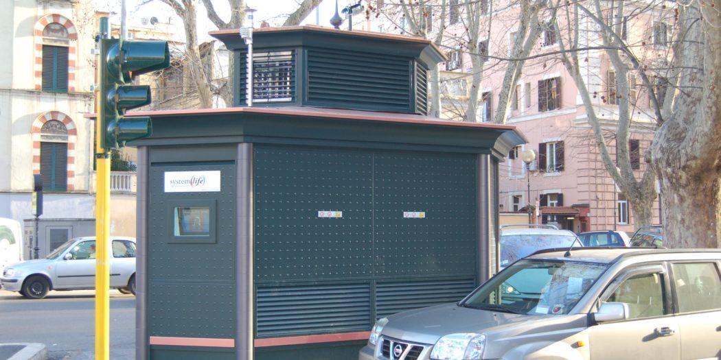 cabine mangia smog di System Solutions