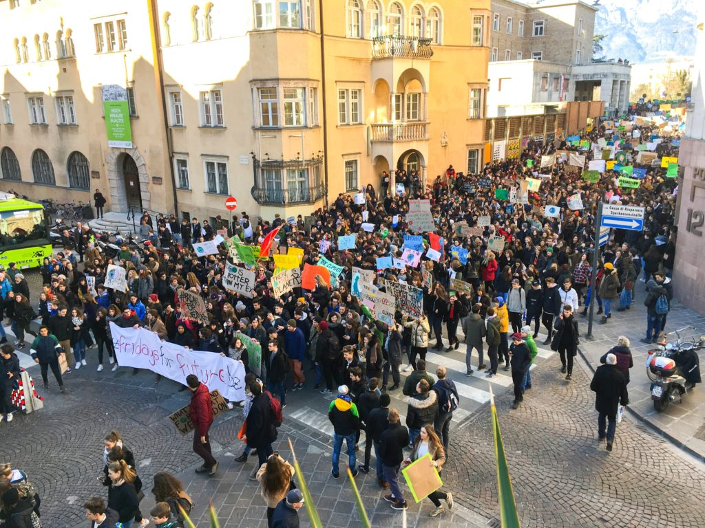 Global Strike for future | fridays for future | manifestazione | ambiente | piazze