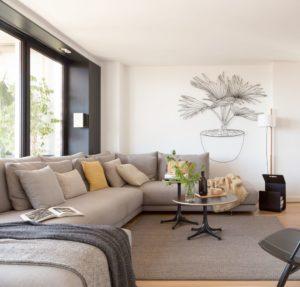 cucina | a barcellona una casa naturale oggetto di design