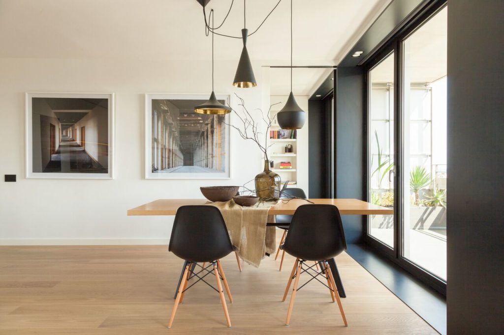 living | a barcellona una casa naturale oggetto di design