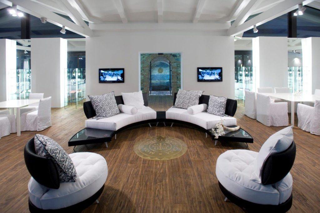 Bruno parquet | rinnova | nuova collezione | legno | salotto tra tradizione e modernità
