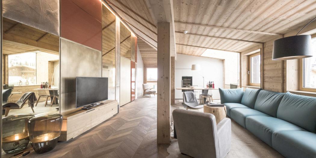 Rosa Alpina | Dolomiti | living | lusso e comfort