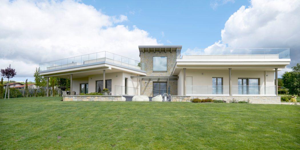 innovazione | modernità | case gemelle | sostenibile | rubner haus | vimar