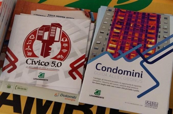 campagna Civico 5.0 di Legambiente per il condominio efficiente