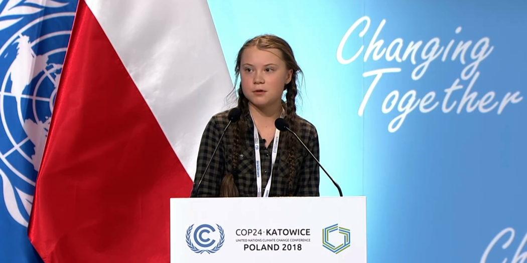 CinemAmbiente 2019 Green Generation - Greta Thunberg