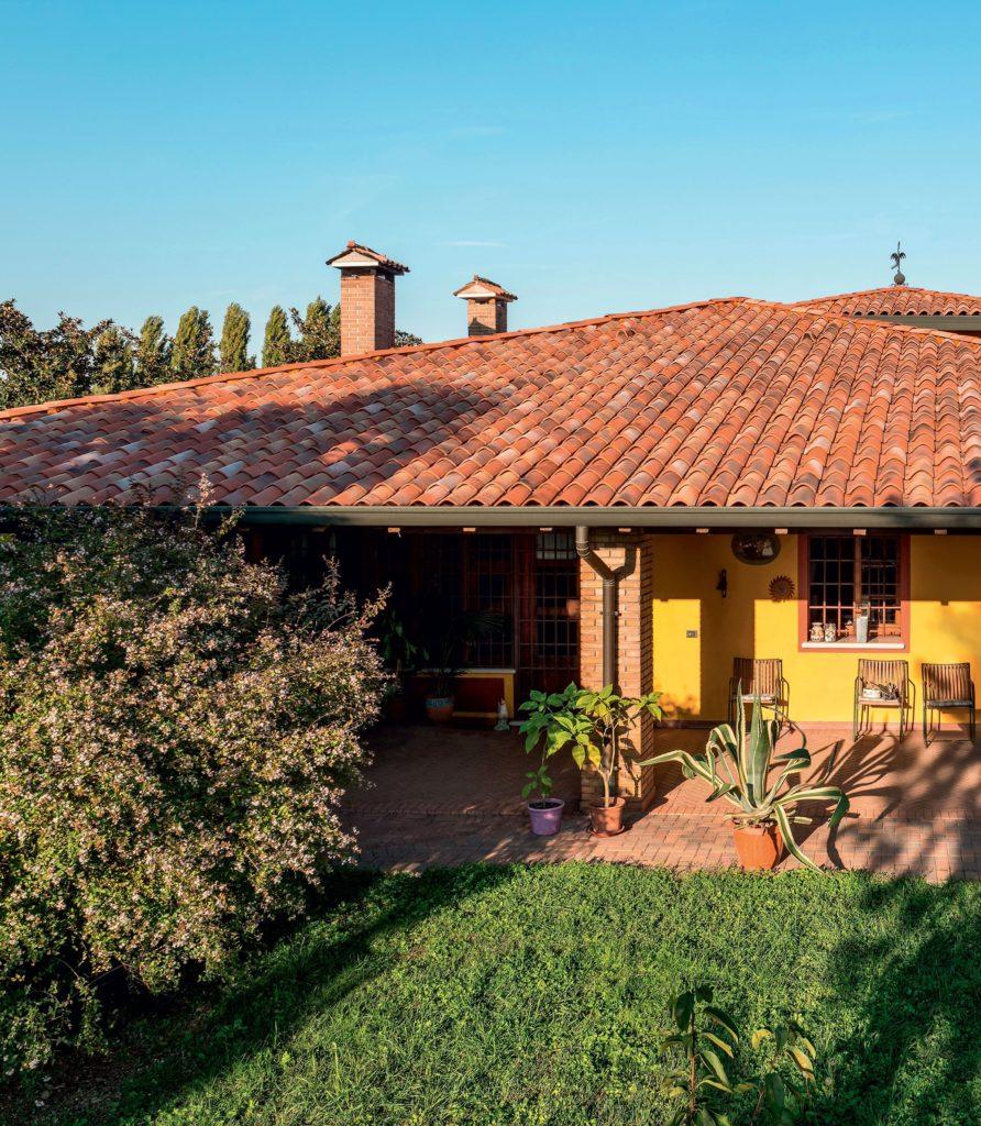 Prodotti | tetto in laterizi | casa | materiali