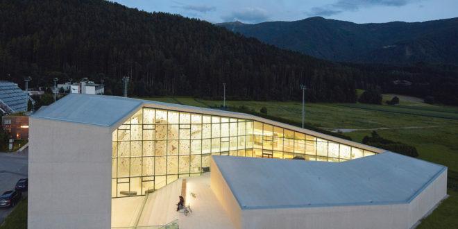 parete di arrampicata | bolzano | design | sostenibile | bioedilizia | klimahouse