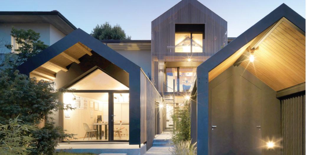 casa passiva | passive house | cesena | tecnologia | innovazione | casa da record