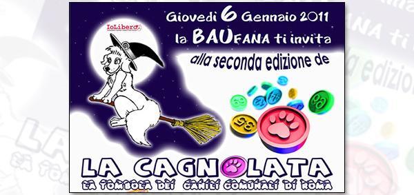 Baufana al canile muratella quattro zampe - Porta portese regali ...