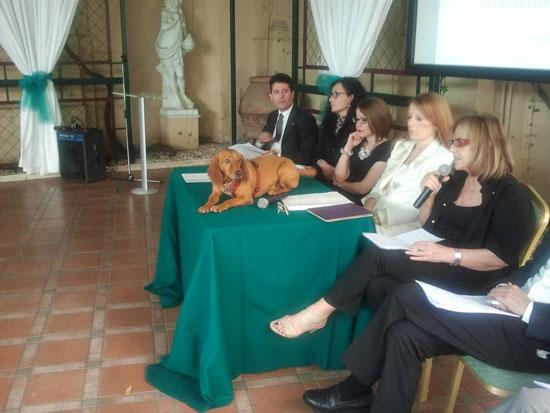 presentazione regolamento tipo per la tutela degli animali