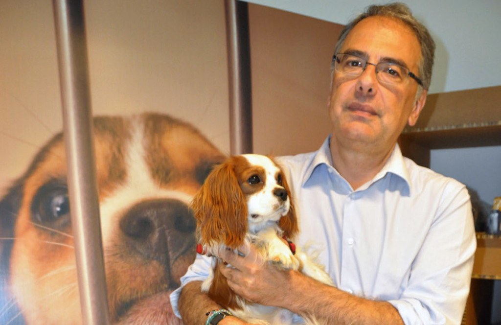 Gianluca Felicetti, presidente LAV