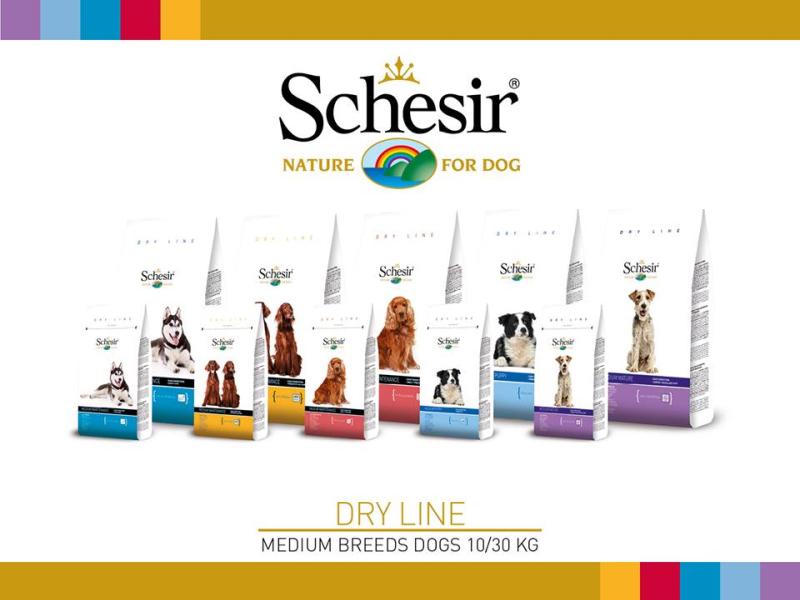 Schesir Dry Line
